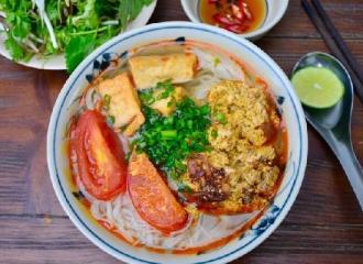 Điểm danh những quán bún riêu ngon nhất tại Hà Nội hiện nay