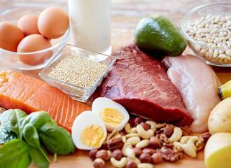 Top 5 những món ăn giàu protein tốt cho sức khỏe bạn cần biết